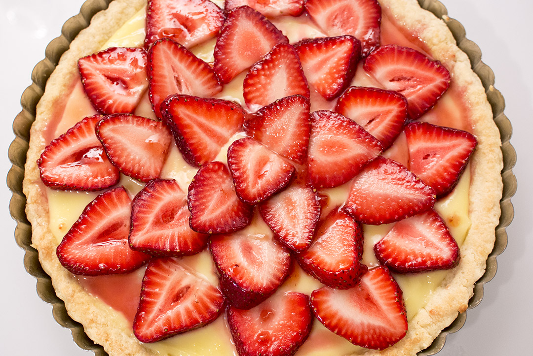 Strawberry Lemon Curd Recipe — Dishmaps